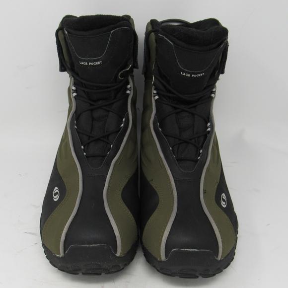 d27a407c119c Salomon waterproof winter boots men s size 13. M 5b12e61d819e9038b528e1d8